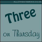 Three on Thursday – March 22nd