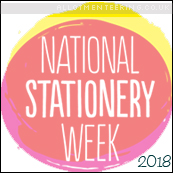 National Stationery Week – Make a Note Day